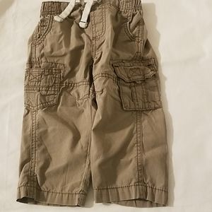 Carter's Bottoms - Carter's Infant Boy Pants with side pockets